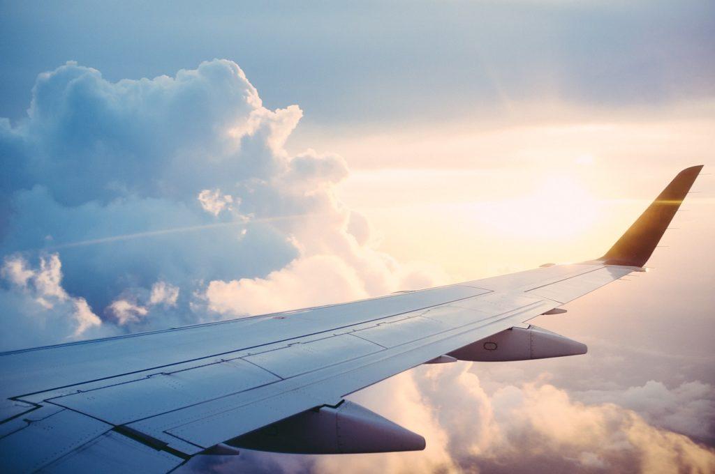 Conexiones aerias a Galicia